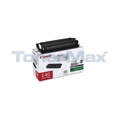 CANON E-40 TONER CARTRIDGE BLACK